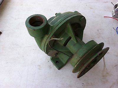 NOS ACE centrifugal Sprayer Pump, 12 volt electric clutch Never Used