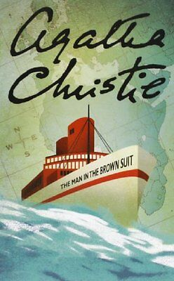 """""""Ex-Library"""",The Man in the Brown Suit (Agatha Christie Collection),Agatha Chris"""