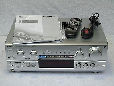 Technics SA-DX940 Dolby 5.1 Surround Sound Integrated Stereo Amplifier Receiver