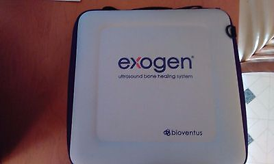 EXOGEN ULTRASOUND BONE HEALING SYSTEM With Case And Instructions NIB