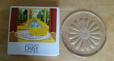 Dartington Daisy Collection Cheese Platter FT214 Frank Thrower Boxed
