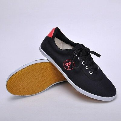 Mens Canvas Martial Arts Shoes Chinese Kung Fu Tai Chi Training Shoes New UK 7