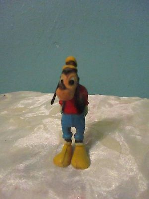 Vintage Hard Plastic 50/60's Disney's Goofy Bobble Head Figure