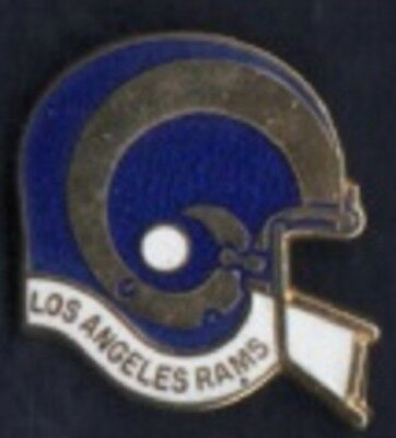 Los Angeles Rams enamel lapel badge