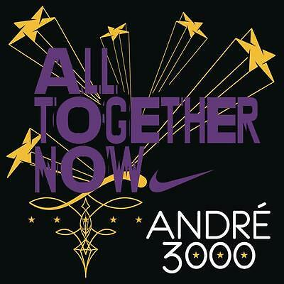 """Andre 3000 All Together Now Vinile 7"""" Record Store Day 2017 Nuovo"""