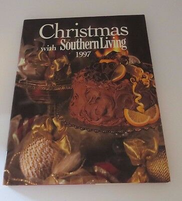 Christmas With Southern Living  Book 1997