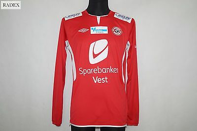 Arna-Bjørnar #43 Umbro Long Sleeve Norway Football shirt SIZE M
