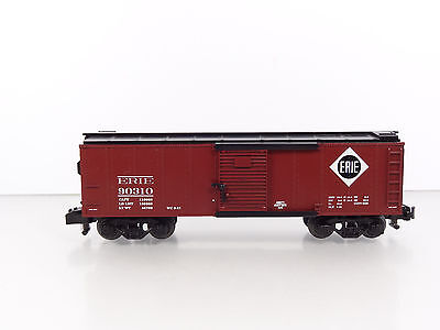 Lionel American Flyer S Gauge Erie Steam Railsounds Box Car Item 6-48871