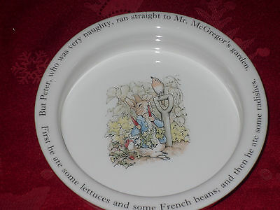 Wedgwood Peter Rabbit Breakfast Bowl