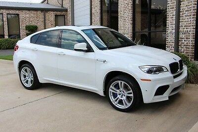2014 BMW X6  10k Miles Alpine White Active Ventilated Seats Driving Assistance Rear Climate