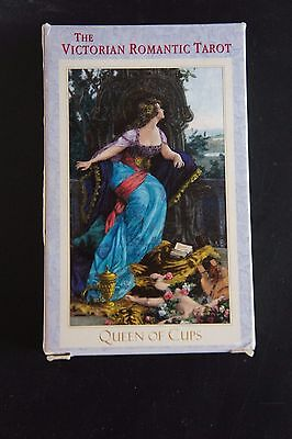 The Victorian Romantic Tarot (2006) by Baba Studio (Uklov,Mahony), First Edition