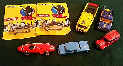 Collection of diecast vehicles ~ Dinky/Matchbox/others