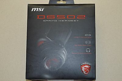 MSI Gaming Headset with Microphone (DS502)