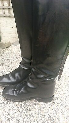 riding boots size 5,quality leather boots