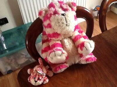 bagpuss pj/hotwaterbottle case cuddly toy