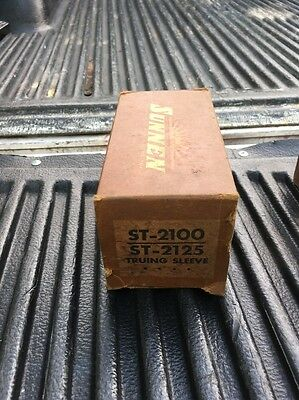 Priced To Sell Sale Sunnen ST-2100 ST-2125 Truing Sleeve