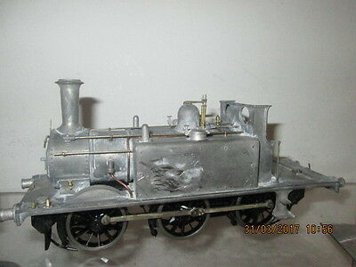 0 Gauge Mostly Completed Vulcan Kit Built A1X 0-6-0T( Xlnt. Build Qlty. ).