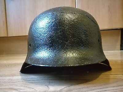 Genuine WW2 german helmet stahlheim M42