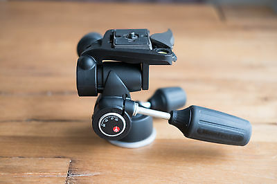 Manfrotto 804RC2 pan and tilt head