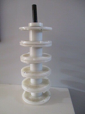 Vintage tower of 5 developing spirals system 4 developing tank Paterson