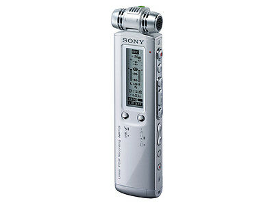SONY ICD-SX850 Linear PCM / MP3 Recorder 4GB