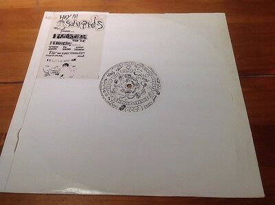 Frankfurter - Eat E.P. - UK Vinyl Record - Hardcore/Thrash