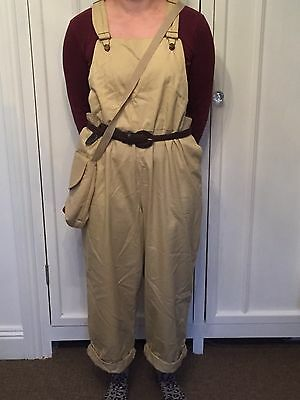 1940's Bespoke Ladies Land Army Outfit