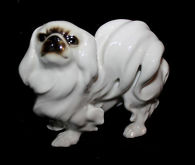 HR Germany Hutshcenreuther Figurine of Pekingese Dog