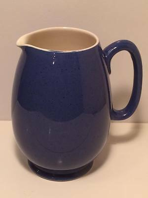 Moorcroft powder blue tableware pitcher made in England