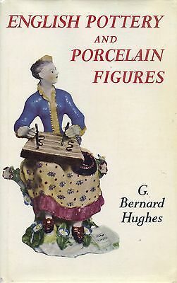 English Pottery Porcelain China - Figures Figurine Types / Scarce  Book