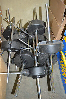 Replacement Axle Drive Unit for Small WTB Walk Behind Spreader