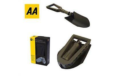 AA Car Essentials Foldable Snow/Emergency Shovel