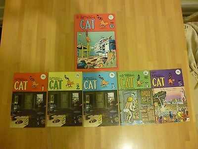 The Adventures Of Fat Freddy's Cat, 1-5 Uk, Number 6 U.S