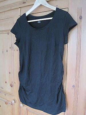 Black maternity T-shirt H&M size medium - new