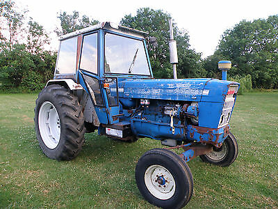 Ford 5095 6 Cylinder Eva Tractor