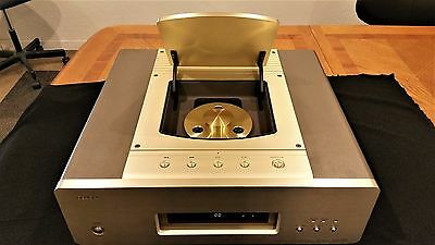 DENON DCD-S1 CD Player Alpha-Processor Loaded w/Manual, Remote and Stabilizer