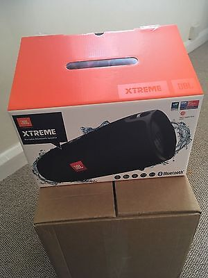 brand new in box jbl xtreme portable wireless. Black Bedroom Furniture Sets. Home Design Ideas