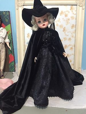 Madame Alexander Wicked Witch Costume 21in