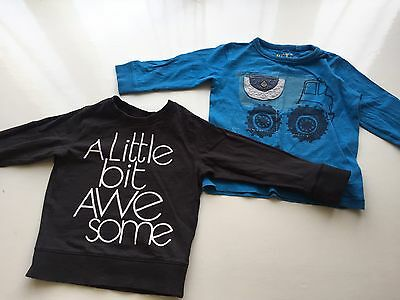Boys T-Shirts And Jumper 18-24 Months NEXT