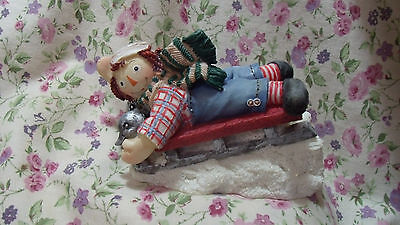 Enesco Raggedy Ann & Andy Have A Happy, Jolly Time 597456