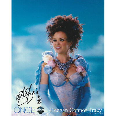 Keegan Connor Tracy Autographed 8X10 Photo w/COA - Once Upon a Time