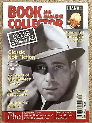Book and Magazine Collector - Crime Special February 2005