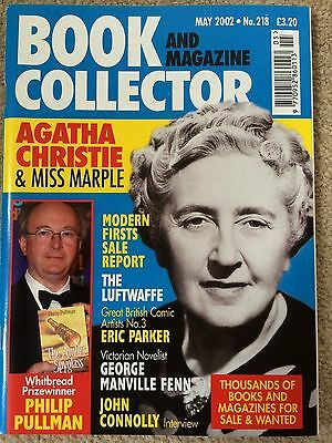 Book and Magazine Collector - Agatha Christie and Miss Marple May 2002