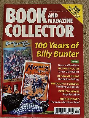 Book and Magazine Collector - 100 Years of Billy Bunter March 2008