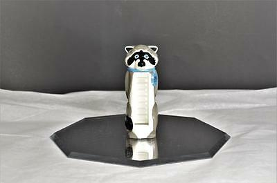 Vintage PEZ Petz 1999 Raccoon Ringo Amurol Gum Dispenser Made in China