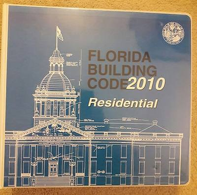 Florida Building Code 2010 - Residential New And Sealed!