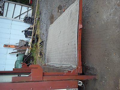 lorry truck pickup tail lift 12v