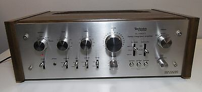 Technics Integrated Amplifier Su-8600 Works Perfect Great Condition Serviced