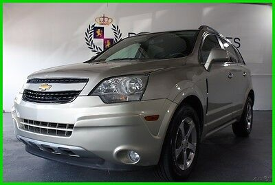 2014 Chevrolet Captiva Sport LT LOADED FLORIDA NO RESERVE! 2014 CHEVROLET CAPTIVA LT LOADED 4 CYLINDER FLORIDA NO RESERVE!