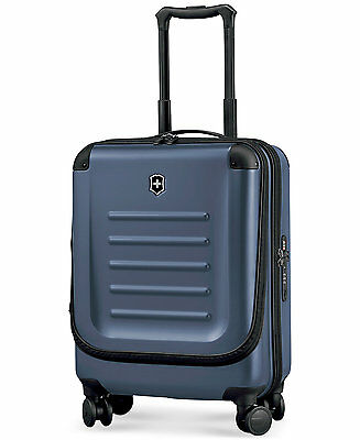 """Victorinox 21"""" Spectra 2.0 Suitcase Global Carry-on Dual Access Spinner Luggage"""
